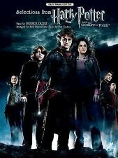Selections from Harry Potter and the Goblet of Fire: Easy Piano Solos by Patric