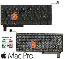 "Tastiera ITALIANA Keyboard notebook Apple Macbook Pro 15"" A1286 2009 2010 2011"