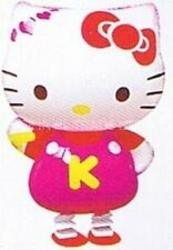 HELLO KITTY PINK  WALKING BALLOON FOIL HELIUM PET PARTY BIRTHDAY KIT CAT