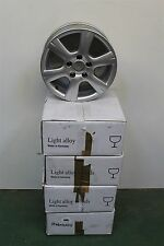 "VW Golf 5 6 set of 15"" alloy wheels slight scuffs 1K0601025S New genuine VW part"