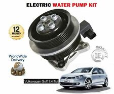 FOR VOLKSWAGEN VW GOLF 5 6 + PLUS 1.4 TSI  GT 1390cc 2005--  NEW WATER PUMP KIT
