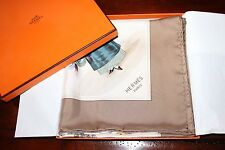 AUTHENTIC HERMES PARIS MODISTE SCARF NEW WITH BOX