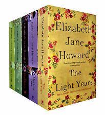 Cazalet Chronicle Collection Elizabeth Jane Howard 5 Books Set The Light Years
