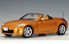 AUTO ART 77372 NISSAN FAIRLADY 350Z ROADSTER diecast model road car LHD 1:18th