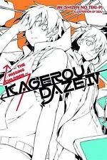 Kagerou Daze: Kagerou Daze Vol. 4 by Jin (Shizen no Teki-P) (2016, Paperback)