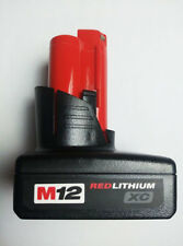 New Replacement Milwaukee 48-11-2402 M12 12V Volt Red Li-Ion XC 3Ah Battery