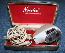 VINTAGE NORELCO SPEED SHAVER ELECTRIC