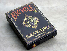 ESSENCE CLASSIC BICYCLE LIMITED DECK PLAYING CARDS BY COLLECTABLE MAGIC TRICKS