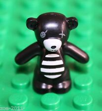 Lego Black and White Teddy Bear NEW!!!