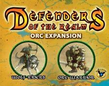 Defenders of the Realm: Orc Minion Expansion (unpainted)