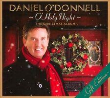 DANIEL O DONNELL - O HOLY NIGHT (CD & DVD 2010)