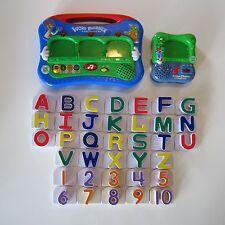 Leap Frog WORD WHAMMER Fridge Phonics 36 Letters Magnetic Complete ABC Alphabet