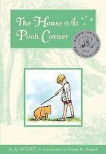 The House At Pooh Corner Deluxe Edition-ExLibrary