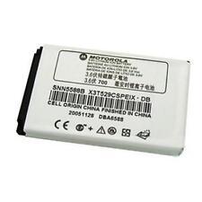 Motorola Cellphone Battery E310 C341 T720 T722 T730 V810 T725 T730 SNN5588B OEM