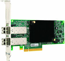 Emulex OneConnect OCe10102-IM-E 10Gb iSCSI Adapter Dual SFP+ Ports PCI Express