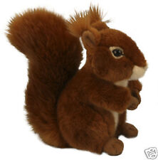 Living Nature Red squirrel grand plush soft toyt 20cm an49