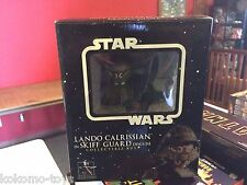 2006 Gentle Giant Star Wars LANDO CALRISSIAN Skiff Guard State Bust Statue MIB