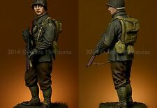 Alpine 16026 US Infantry Big Red One WW2 1/16th Unpainted kit