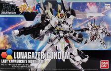 Gundam Build Fighters Try HGBF #051 Lunagazer Gundam Lady Kawaguchi Model Kit