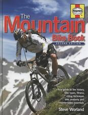 """""""NEW"""" The Mountain Bike Book by Steve Worland 2009 HARDCOVER """"WE SHIP IN BOXES"""""""