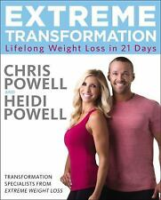Extreme Transformation : Lifelong Weight Loss in Just Minutes a Day by Heidi...