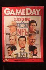 NFL Game Day Program 115 Pgs Philadelphia Eagles vs N Y Jets 8/11/90 EXCELLENT