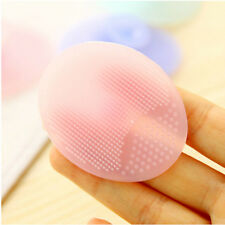 Cleaning  New Pad Facial Exfoliating Brush SPA Skin Scrub Cleanser Tool