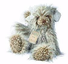 Silver Tag 4 Isla Bear Collectible Limited Edition Teddy from Suki