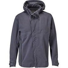 Adidas Climaproof Prime Rain Full Zip Jacket (M) Dark Grey B22328