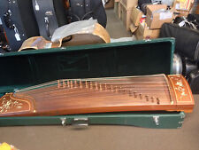 "Concert quality 63"" Gu Zheng 古箏 Chinese Zither with Deluxe Case"