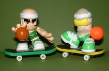 RARE Vintage Tech Deck Dude Skate SKATEBOARD Figures Lot BASKETBALL BALLERS