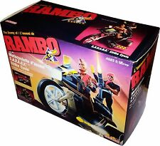 RAMBO S.A.V.A.G.E . - Strike Cycle 1985/86 .... !! Mint In Sealed Box - MISB!!