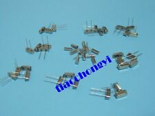 32.768KHZ -25MHz 60pcs 12value Crystal Resonators Oscillator Assorted Kit Set