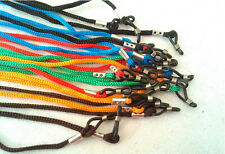 12 Pcs Colorful Eyewear Nylon Cord Reading Glass Neck Strap Eyeglass Holder Rope