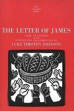 The Letter of James: A New Translation with Introduction and Commentary by...