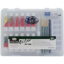 Royal Brush Clearview Small Oil Painting Art Set - 132654