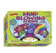 Mind Blowing Science Kit Educational Experiments Boys & Girls Ages 4-8 Years New