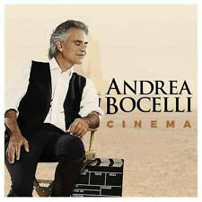 ANDREA BOCELLI Cinema CD 2015 * NEU