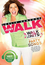 Leslie Sansone: Just Walk - Walk to the Hits Party Songs (DVD, 2013)