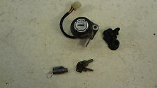 1974 Honda CB360T CB 360 twin H663. lock set with key ignition switch helmet