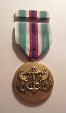 U.S. Merchant Marines Expeditionary Medal with RIBBON