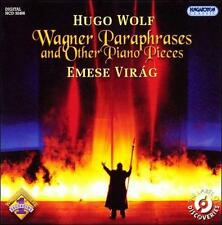 Wagner Paraphrases & Other Piano Pieces, New Music