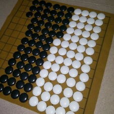 90pcs Go Bang Game Suede Leather Sheet Board Chinese Educational Play Fashion