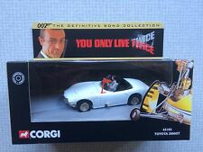 Corgi 007 The Definitive Bond Collection 65102 You Only Live Twice Toyota 2000GT