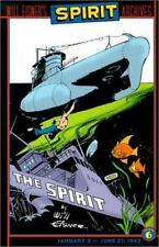 The Spirit Archives, Volume 6, January 3 to June 27, 1943