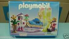 Playmobil 3022 Royal Salon for collectors magical castle series mint in Box 121
