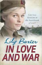 In Love and War by Lily Baxter (Paperback, 2014)