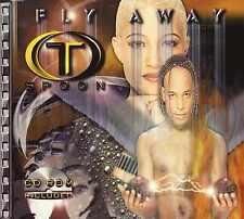 T-SPOON - Fly away 4TR + 1 CD-rom track CDM Digipak 1997 EURODANCE