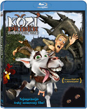 Goat Story: Old Prague Legends 2008 Czech animation English subtitles blu-ray