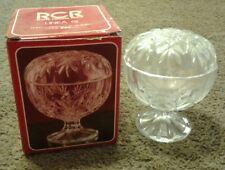 RCR Royal Crystal Rock Linea G Pro Cristallo AL Piombo Oltre 24% pbO